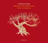 Album artwork for Dufay : Motets Vol 2 / Cantica Symphonia