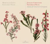 Album artwork for J.C.F. Bach: Sonatas for Traverso & Fortepiano