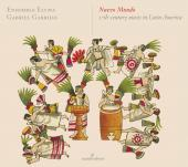 Album artwork for Nuevo mundo: 17th-Century Music in Latin America