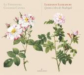 Album artwork for Luzzaschi: Quinto Libro de Madrigali