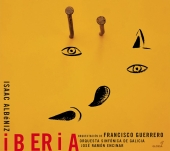 Album artwork for IBERIA