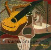 Album artwork for New Music for Guitar, El Jardin de Lindaraja / Mar