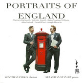 Album artwork for Portraits of England