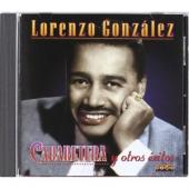 Album artwork for LORENZO GONZALEZ CABARETERA