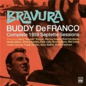 Album artwork for Buddy DeFranco: Bravura, 1959 Septette Sessions