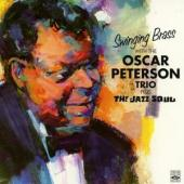Album artwork for Oscar Peterson: Swinging Brass / The Jazz Soul