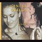 Album artwork for GINESA ORTEGA - SIENTO / OSCURIA