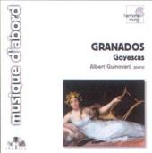 Album artwork for GRANADOS: GOYESCAS