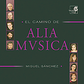 Album artwork for EL CAMINO DO ALIA MUSICA