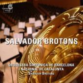 Album artwork for SALVADOR BROTONS