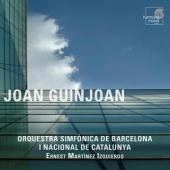Album artwork for JOAN GUINJOAN: CONCERTOS