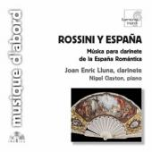 Album artwork for ROSSINI Y ESPANA