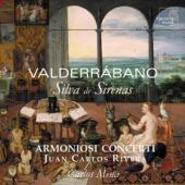 Album artwork for VALDERRABANO: SILVA DE SIRENAS