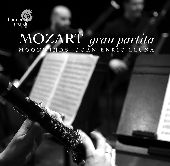 Album artwork for MOZART : GRAN PARTITA