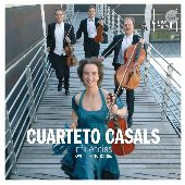 Album artwork for Influencias Ravel Toldrà Turina / Cuarteto Casals