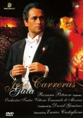 Album artwork for JOSE CARERRAS GALA