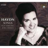 Album artwork for Haydn: Complete Songs (Ameling)