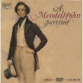 Album artwork for A Mendelssohn Portrait - 40 Cds + CD Rom
