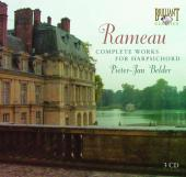 Album artwork for Rameau: Complete Harpsichord Works (Belder)