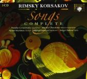 Album artwork for Rimsky-Korsakov: Complete Songs