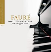 Album artwork for Faure: Complete Piano Works / Collard