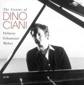 Album artwork for THE GENIUS OF DINO CIANI