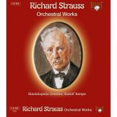 Album artwork for R. Strauss: Complete Orchestral Music / Kempe