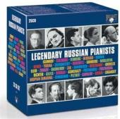 Album artwork for Legendary Russian Pianists - 25 CD set