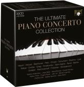 Album artwork for The Ultimate Piano Concerto Collection