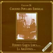 Album artwork for Garcia Lorca: Popular Spanish Songs