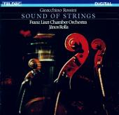 Album artwork for Rossini: Sound of Strings / Rolla, Liszt Chamber O