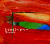 Album artwork for Brahms: Symphony No. 1 / Gardiner