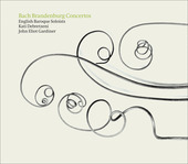 Album artwork for Bach: Brandenburg Concertos / Gardiner