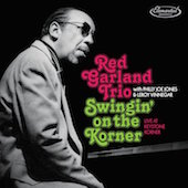 Album artwork for Swingin On The Korner - Red Garland Trio