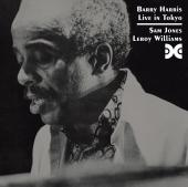 Album artwork for LIVE IN TOKYO / Barry Harris