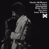 Album artwork for LIVE IN TOKYO / Charles McPherson