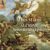 Album artwork for Marin Marais: Alcione (Suites des Aires a Jouer 17