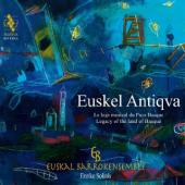 Album artwork for Euskel Antiqua - Legacy of the Land of Basque