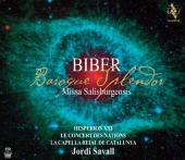 Album artwork for Biber: Baroque Splendor (Missa Salisburgensis)