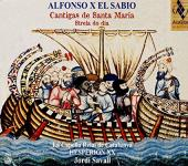 Album artwork for Alfonso X El Sabio - Cantigas de Santa Maria