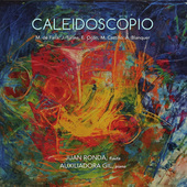 Album artwork for CALEIDOSCOPIO