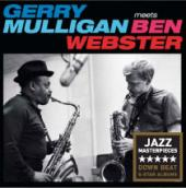 Album artwork for Gerry Mulligan: Meets Ben Webster