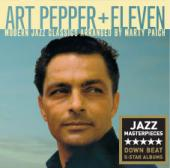 Album artwork for Art Pepper: Art Pepper + Eleven