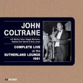 Album artwork for John Coltrane Complete Live at the Sutherland 1961