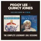 Album artwork for Peggy Lee & Quincy Jones