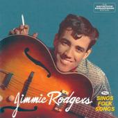 Album artwork for JIMMIE RODGERS SINGS FOLK SONGS