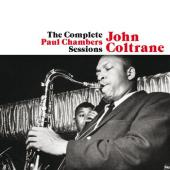 Album artwork for John Coltrane The Comp Paul Chambers Sessions