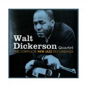 Album artwork for Walt Dickerson The Complete New Jazz Recordings