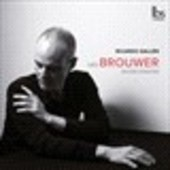 Album artwork for Brouwer: Guitar Sonatas Nos. 1-6