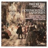 Album artwork for Friedrich II: Flute Concerto & Symphonies